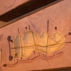 étaler la plastine (épaisseur de l'alu) et réaliser les jets de coulée
