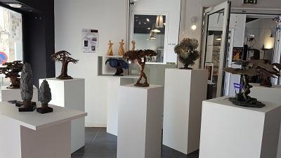 Sculptures Martine Bluteau