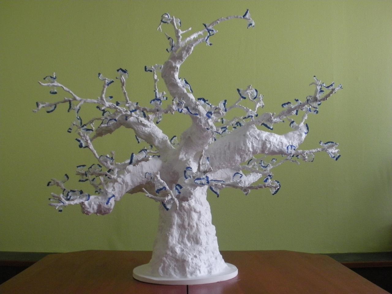 L'arbre aux papillons